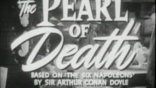 Sherlock Holmes: The Pearl Of Death (1943) TRAILER