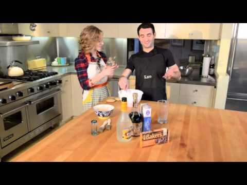 How to Make White Chocolate Cookie Truffles