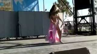 Sadie Jade Belly Dance 2011 Amazing drum solo! Beverly