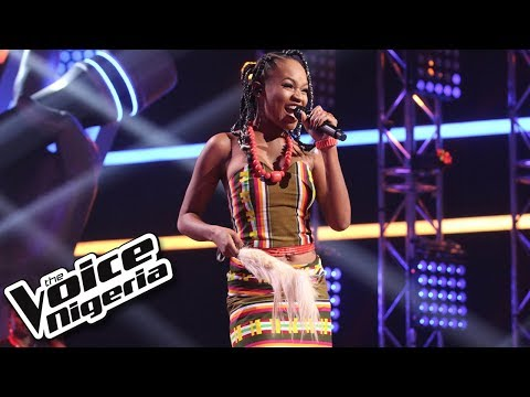 J'Dess - 'Ekwe' / Live Show/ The Voice Nigeria/ Season 2