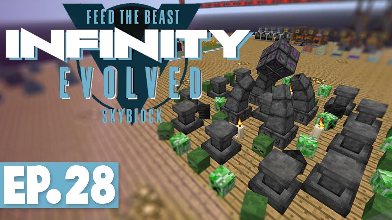 Ftb Infinity Evolved Flying – mechaniker
