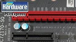 PCI Express erklärt   Lanes, Routing, Sharing und Switches   Basis-Wissen