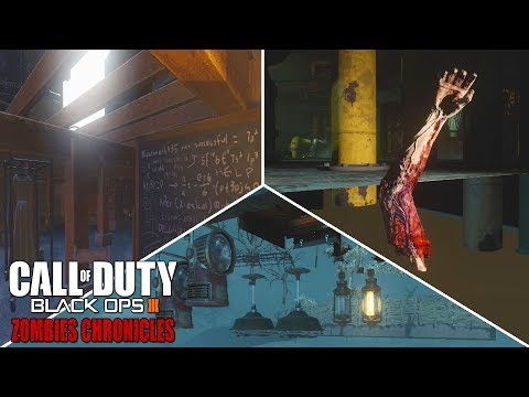 Thumbnail: 10 OUTSIDE THE MAP SECRETS IN ZOMBIES CHRONICLES! (Black Ops 3 Zombies DLC 5)
