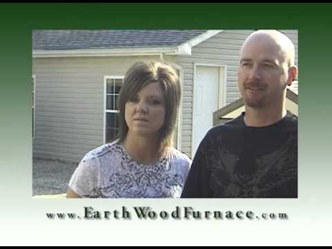 Earth Outdoor Furnace - Customer Testimonial - YouTube
