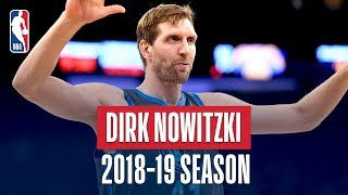 Dirk Nowitzki's Best Plays From His Final Season