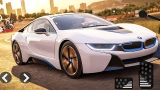 Car Simulator BMW i8 - Android Gameplay