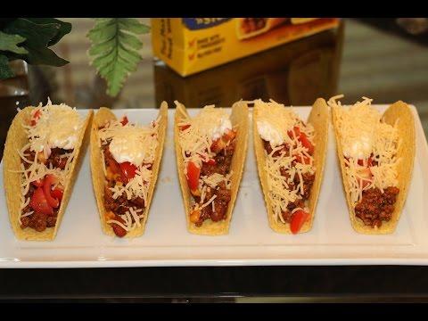 Кухня Мексики ТАКО РЕЦЕПТ / Beef Tacos