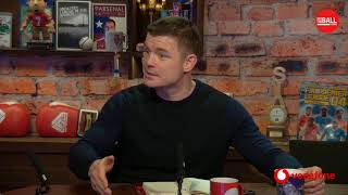 Brian O'Driscoll breaks down CJ Stander's loop play try against England