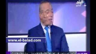 بالفيديو.. أحمد موسى لشوبير: شكرا على علبة الحلاوة
