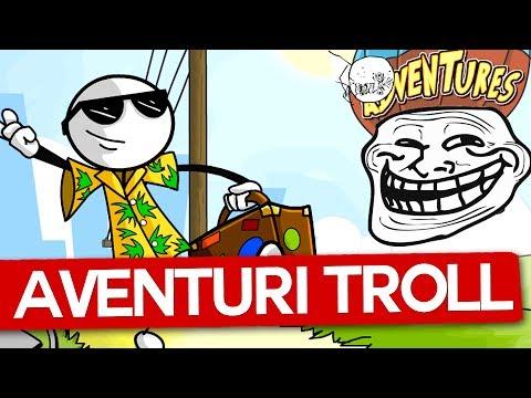 AVENTURILE TROLLULUI! Troll Adventures