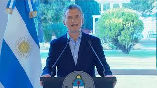 Macri pidió disculpas y anunció nuevas medidas económicas