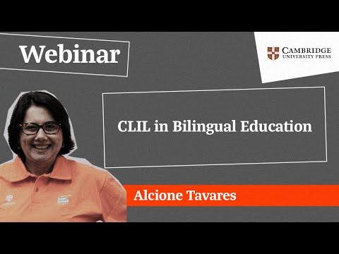 CLIL in Bilingual Education - Alcione Tavares