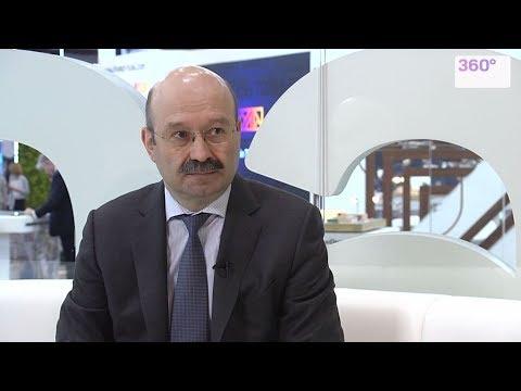 ПМЭФ-2017: интервью с председателем правления банка ВТБ 24 Михаилом Задорновым