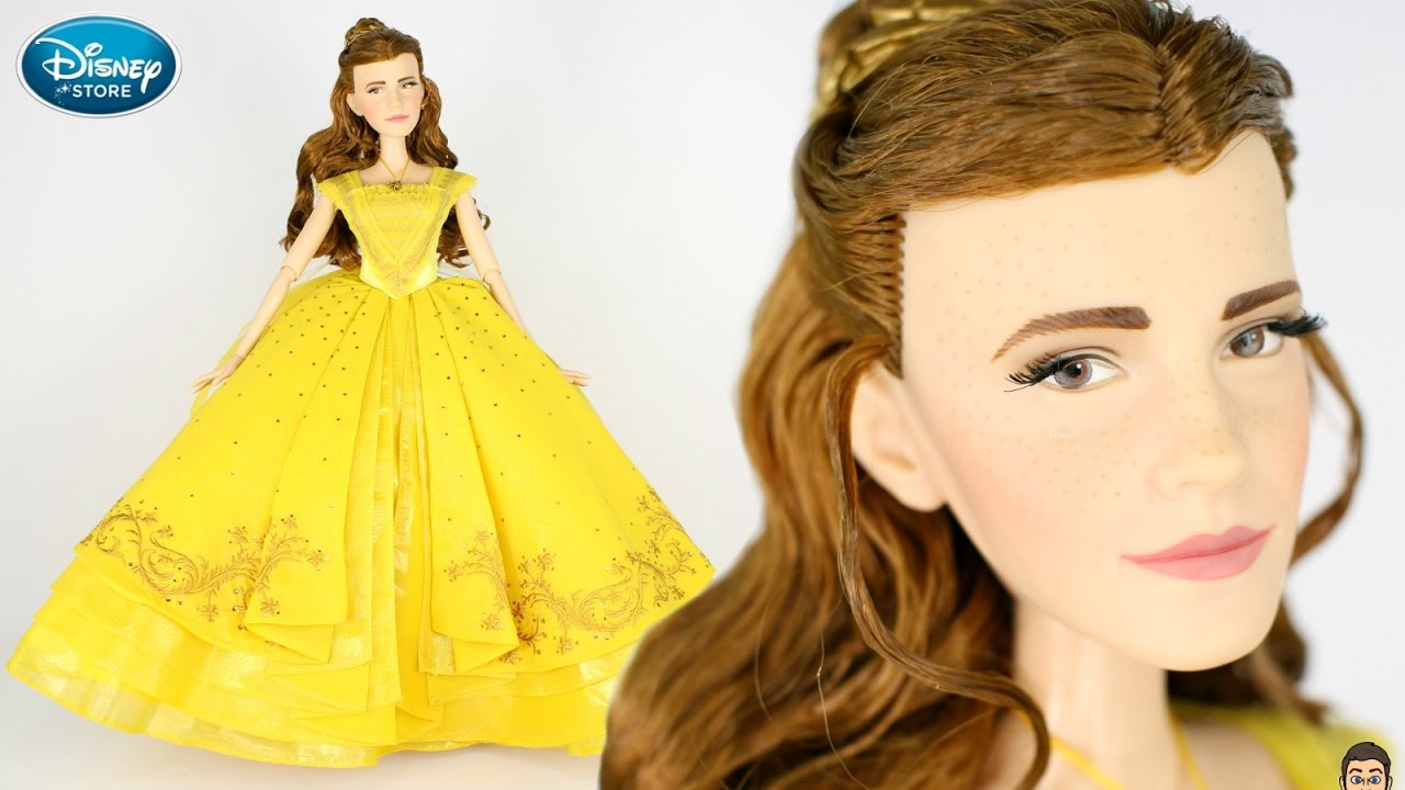 Belle LIMITED EDITION 17 Doll UNBOXING REVIEW
