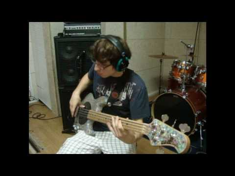 Jamiroquai - Cosmic Girl [Bass Cover]
