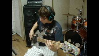 Jamiroquai - Cosmic Girl [Bass Cover]