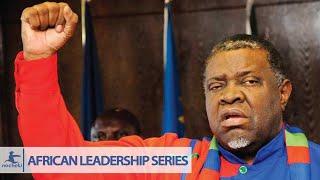 Namibian President Hage Geingob Wants A United States of Africa