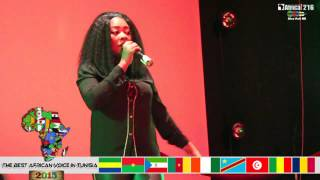 "Audrey CHIMAINE N°17 ""The Best African Voice in Tunisia"" By Alex Full HD"