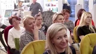 Мастер-класс Миколы Комендрова в Доме Красоты и Моды Жантиль м.Сходненская