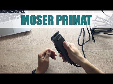 MOSER PRIMAT профессиональная машинка для стрижки