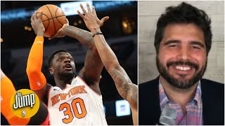 The Knicks are where bad contracts go to die – Nick Friedell | The Jump