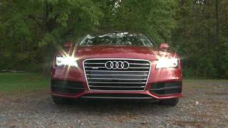 2012 Audi A7 - Drive Time Review with Steve Hammes | TestDriveNow