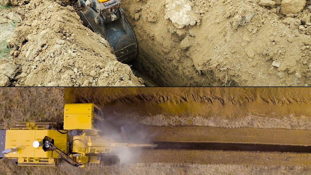 Pipeline Trenchers   Equipment   Vermeer