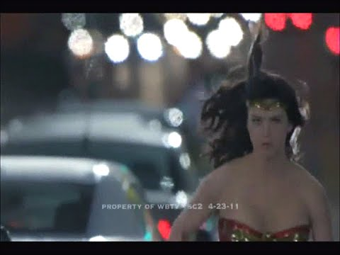 Wonder Woman 2011 Intro