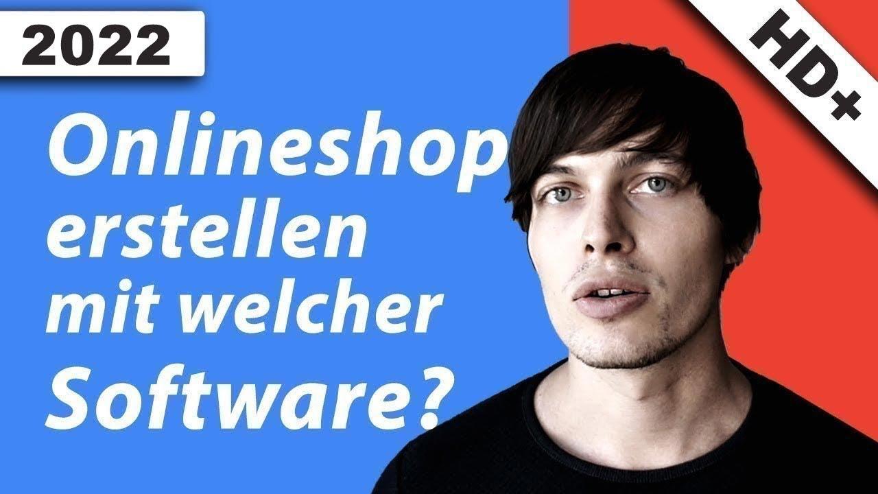 Hilfreicher Onlineshop Software Vergleich Youtube