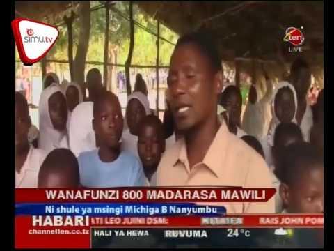 Wanafunzi 800 Wasomea Madasara Mawili Mtwara