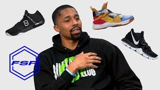 NBA Player Spencer Dinwiddie Says a Nike Deal Isn