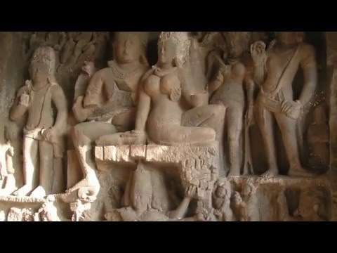 Ellora Cave 14, Vishnu Temple