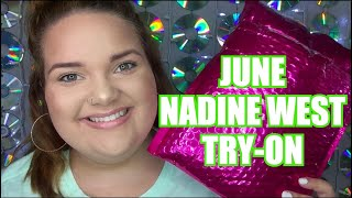 June Nadine West Unbagging + Try-On | Plus Size Clothing Subscription
