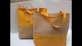How to make non woven bags