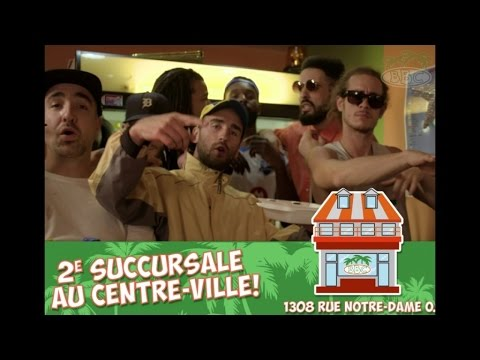 Alaclair Ensemble // Sauce Pois // Vidéoclip officiel