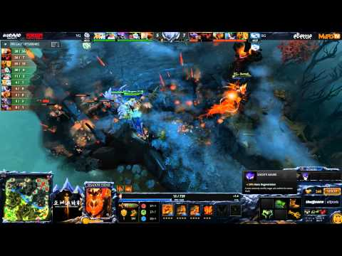 EG vs VG - DAC 2015 - UB - Finals - G2
