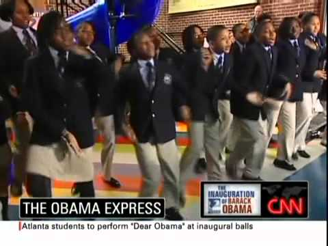 The Ron Clark Academy - Presidential Inauguration ...