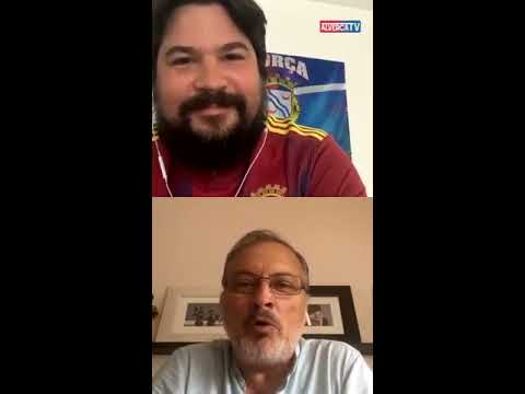 Live com Fernando Orge