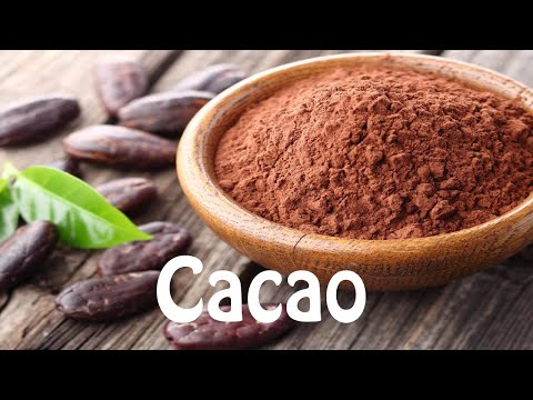 How to Pronounce Cacao