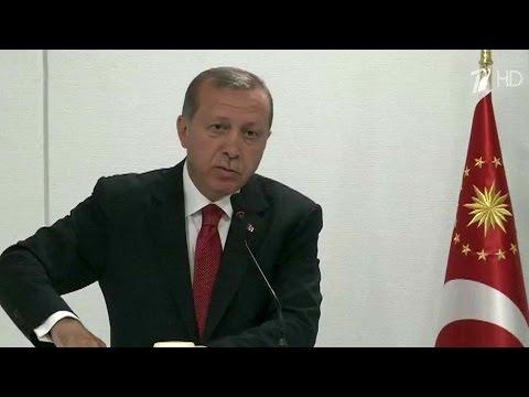 Турция готова заплатить компенсацию России за сбитый самолет.