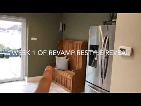 Ross Ian Our 1930s Fixer Upper Revamp Restyle Reveal Season 3
