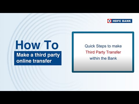 making-a-third-party-online-transfer-within-the-bank?-hdfc-bank,-india's-no.-1-bank*