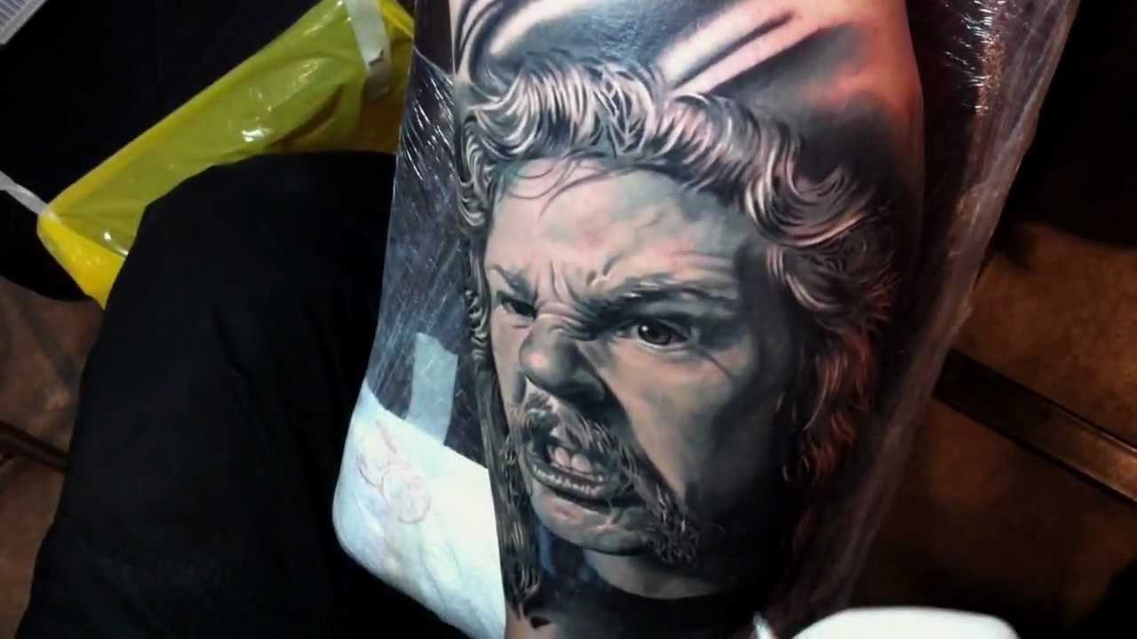 james hetfield tattoos - 1280×720