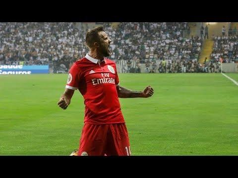 Haris Seferovic [RAP] SL BENFICA | Goals | 2017/18