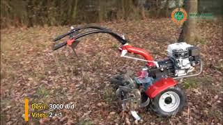 Pubert Maestro 55H Çapalama Makinası