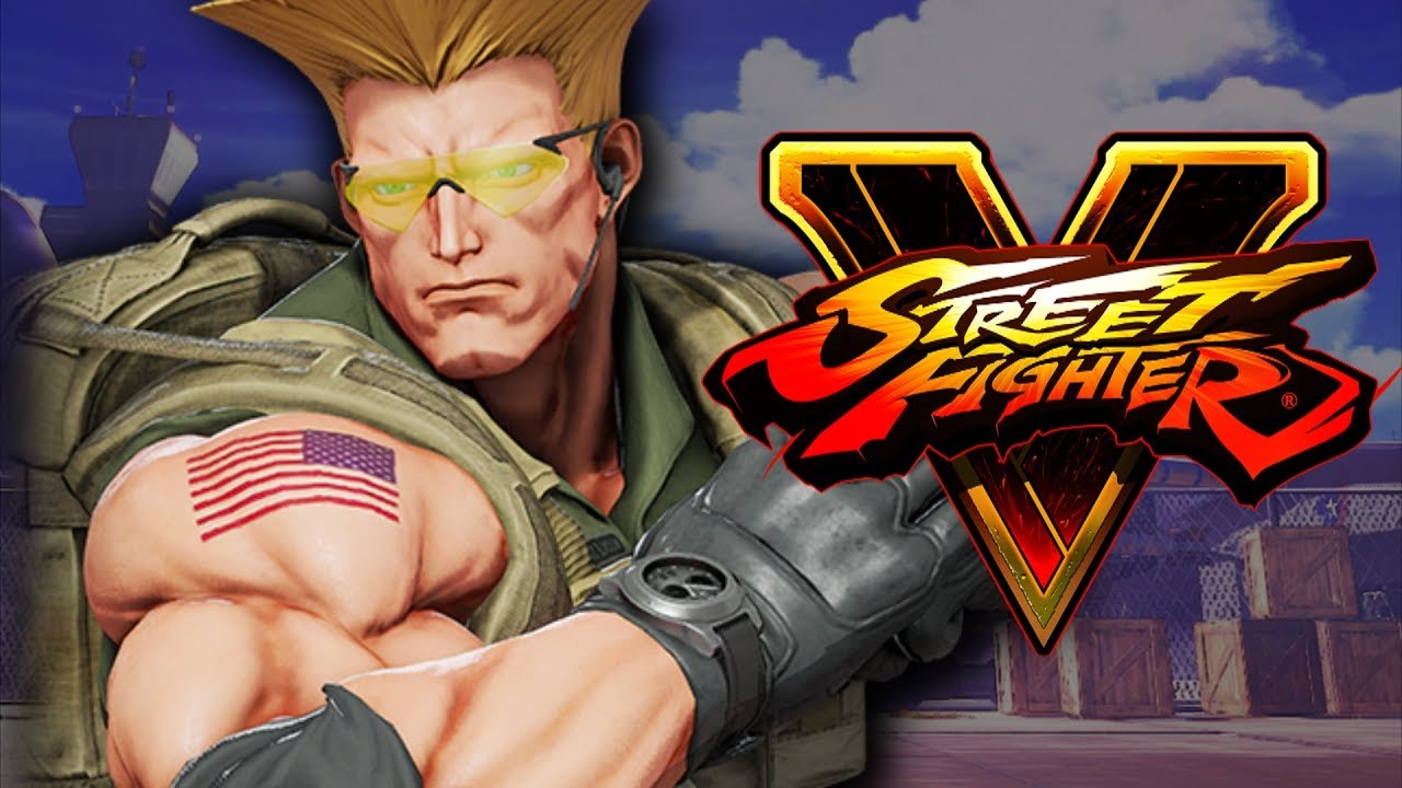 Guile Costumes Street Fighter V Youtube
