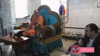 Шримад Бхагаватам 4.28.1 - Ниранджана Свами