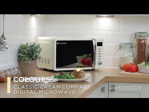 Russell Hobbs Digital Microwave RHMD702C Product Presenter Video ARGOS