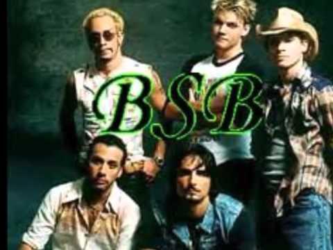 Donde quieras yo iré - Backstreet Boys