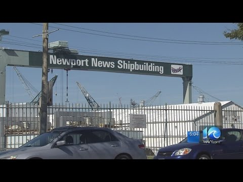 Newport News Shipbuilding announces 480 layoffs